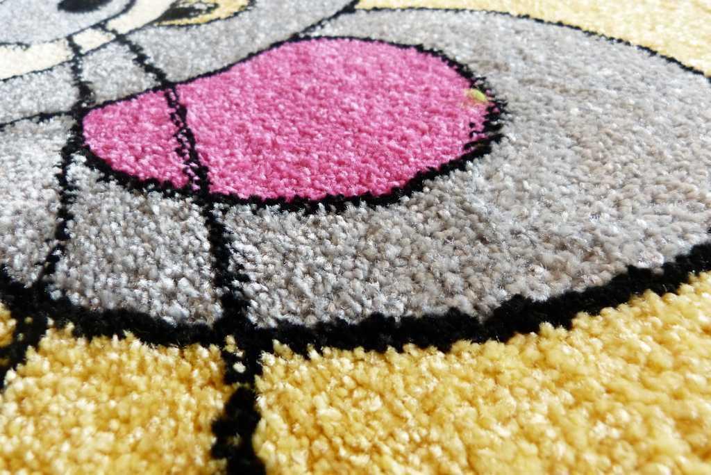 Spielteppich Kinderteppich Kinderteppich Kinderteppich Kinderzimmer Dschungel Cool Beige versch.Größen 424423