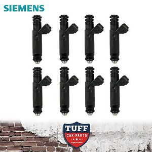 1 Siemens Deka IV 60lb Fuel Injectors EV1 Tall Chevy Ford New 650cc//min NEW