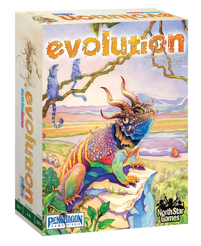 Evolution Spiel durch Tabelle Neu Neu Neu by Pendragon Italienische Ausgabe e78230