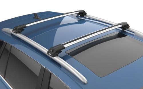 Aluminium Dachträger für Ford Ranger T6 ab 11 kompl XT-RR