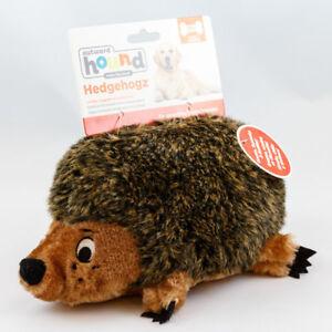 Outward-Hound-Plush-Puppies-HOMER-HEDGEHOG-Dog-Pet-Squeaker-Soft-Toy-4-Size