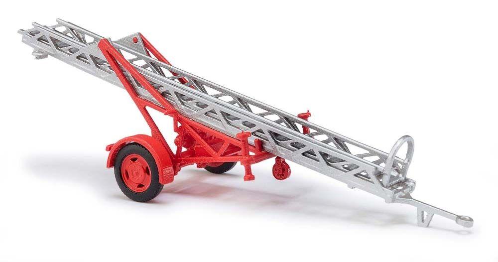 Busch H0, 59939 Tête de L'Annexe Al 12, Pompier, Modèle de Voiture 1 87