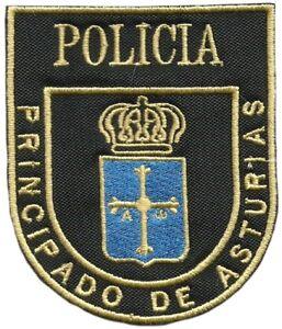 PARCHE-POLICIA-NACIONAL-CNP-ADSCRITA-ASTURIAS-REGION-POLICE-EB01149