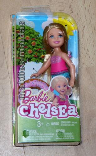 BARBIE CHELSEA Spiaggia Chelsea con salvagente cmy18 Nuovo//Scatola Originale Bambola
