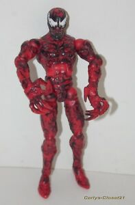 MARVEL-LEGENDS-RARE-Carnage-Figure-2003-Toybiz-Spiderman-6-5-034-16-5-cm