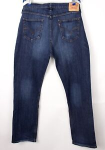 Levi's Strauss & Co Hommes 751 Extensible Jambe Droite Jean Taille W40 L32