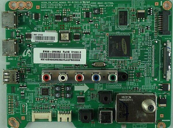 Samsung BN96-28925A Main Board