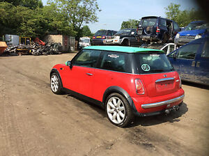 2004-MINI-COOPER-1-6-D-S-FRONT-ELECTRIC-WING-MIRROR