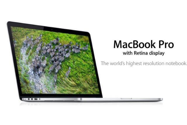 "Apple MacBook Pro md212d/a ● 13,3"" Rétine ● Core i5 ● 128 GO SSD ● 8 Go RAM ● Top"