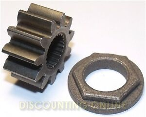 Caltric Steering Sector Gear Plate Pinion Gear FITS MTD LT-1500 LT-1800 LT-1650 LT-942H