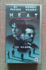 Heat VHS Video - Smethwick, United Kingdom - Heat VHS Video - Smethwick, United Kingdom