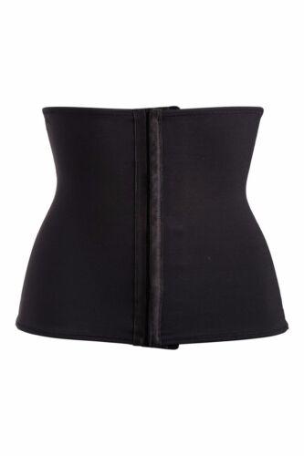 Black or Nude Shapewear Pour Moi Definitions Hook /& Eye Waist Cincher 96001