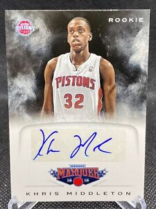 2012-13-Khris-Middleton-Panini-Marquee-Autograph-Rookie-Card