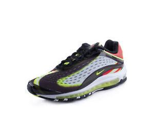 NEW Size 10 Nike Men's Air Max Deluxe (AJ7831 003) Black