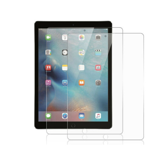 "A1709 2017 Tempered Glass Screen Protector 2 Pack For iPad Pro 10.5/"" A1701"