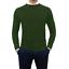 Maglione-uomo-Girocollo-Casual-slim-fit-Maglioncino-Cashmere-Blu-Nero-Verde-Blu miniatura 25