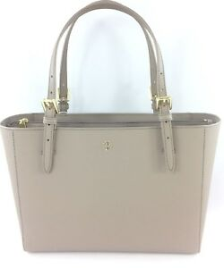 68340a0b785c Image is loading New-Authentic-Tory-Burch-Emerson-49127-Small-Buckle-