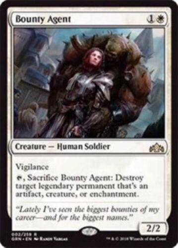 002//259 Rare Bounty Agent - Guilds of Ravnica