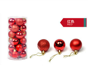 24pcs-Christmas-Tree-Balls-Xmas-Baubles-Party-Wedding-Home-Ornament-Decor