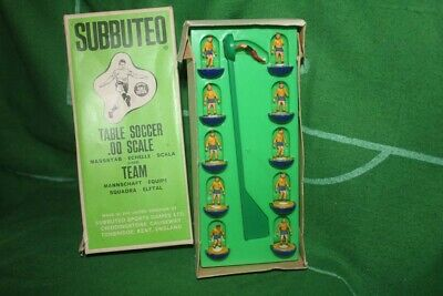 Attento Subbuteo Original Team Hybrid Ref 261 New York Cosmos