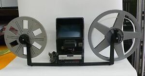 Moviola GOKO G-1001 Super 8 Editor Viewer - Italia - Moviola GOKO G-1001 Super 8 Editor Viewer - Italia