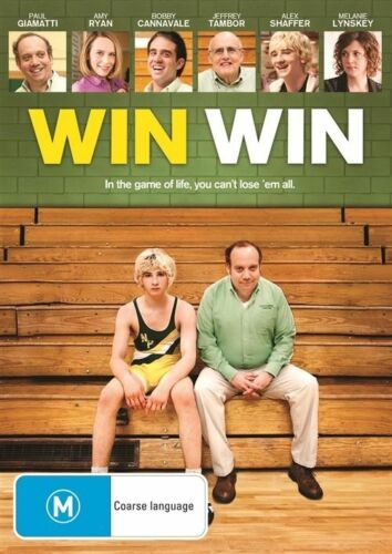 1 of 1 - Win Win (DVD, 2012)