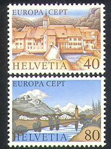 Switzerland 1977 EuropaLandscapesBridgeBuildingsArchitecture 2v set n38345 - <span itemprop=availableAtOrFrom>Birmingham, UK, United Kingdom</span> - Returns accepted Most purchases from business sellers are protected by the Consumer Contract Regulations 2013 which give you the right to cancel the purchase within 14 days after t - Birmingham, UK, United Kingdom
