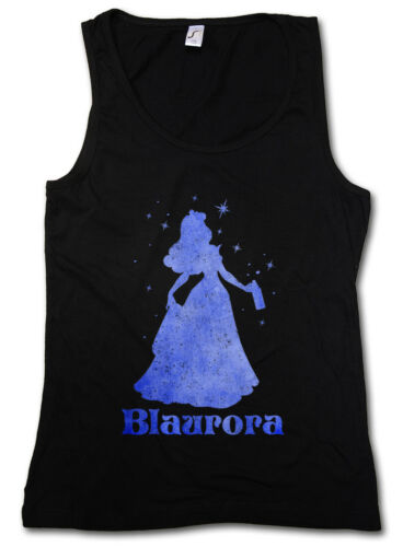 Blaurora Damen Tank Top Fun Alcohol Drunk wasted intoxicated Party drunken Get