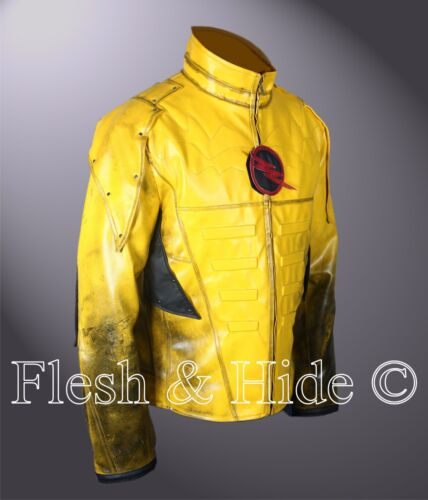 Yellow Jacket Eobard Flash Thawne Zoom Reverse Lightning qMLzVpUSG