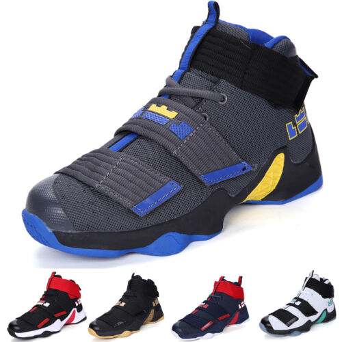 Sport Shoes Men Sneakers Trainers Basketball Shoes Travel High Hop Sneakers New