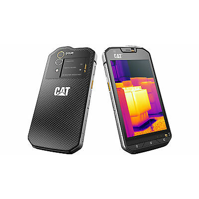 CAT S60 Duos 32GB / 3GB RAM Black