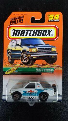 Matchbox 1:64 Scale 1999 Beach Series ISUZU AMIGO