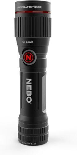NEBO NB6700 Flex Redline 450 Lumen Rechargeable or Battery Powered Flashlight
