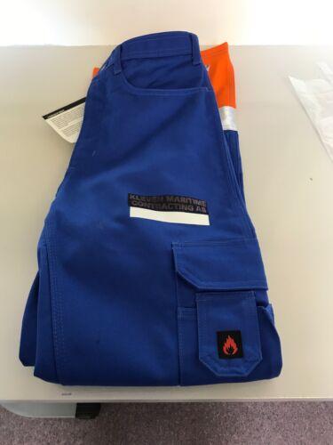 30W//30L Hi Viz High Vis Safety Combat Cargo Work Trouser Pants