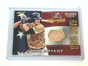 2013-Panini-USA-Baseball-Champions-Kris-Bryant-Bat-Relic