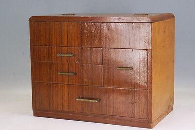 Japanese Vintage Wood KOTANSU Small chest 392f13