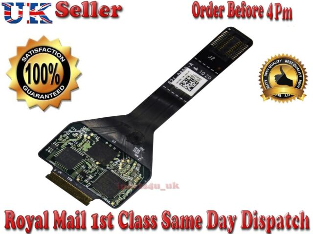MacBook Pro A1278 Trackpad Touchpad Conector Del Cable Flex 821-1254-A 2009 2010