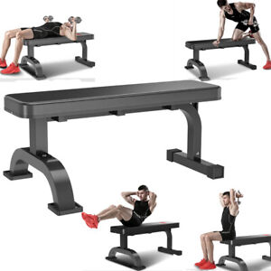 Surprising Details About Flat Bench Weight Training Strength Dumbbell Exercise Workout Fitness Core Gym Andrewgaddart Wooden Chair Designs For Living Room Andrewgaddartcom