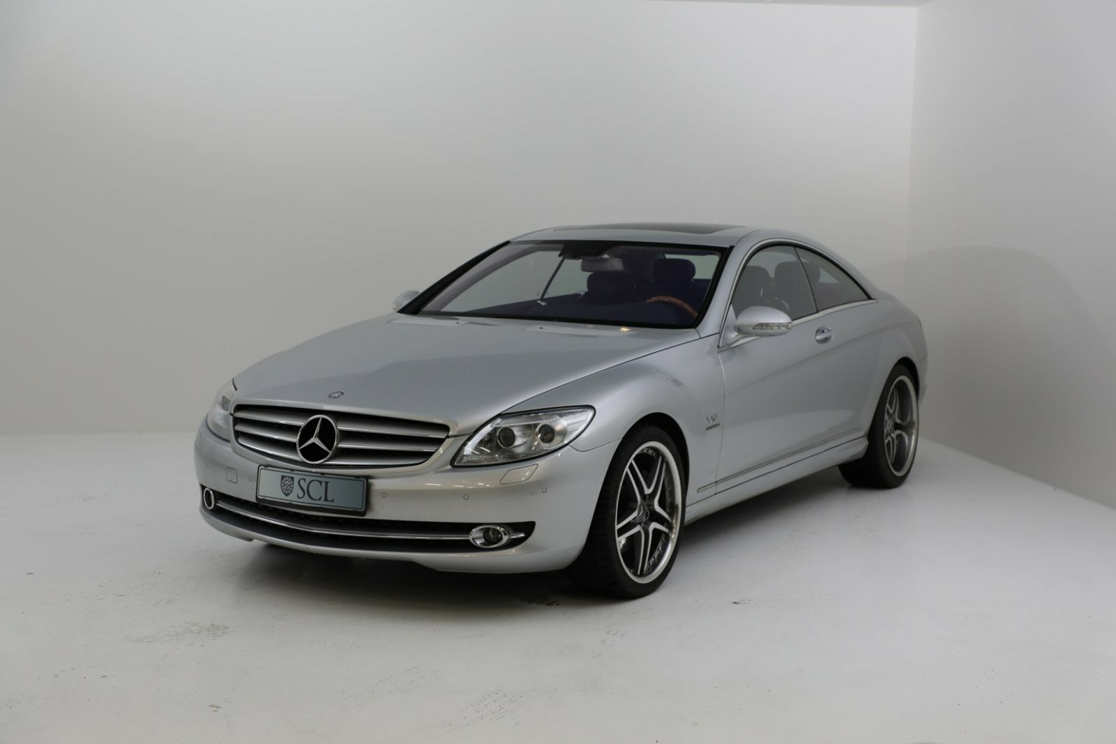 Mercedes CL600 5,5 V12 aut. 2d - 169.900 kr.