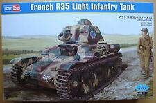 HOBBYBOSS® 83806 French R35 Light Infantry Tank in 1:35