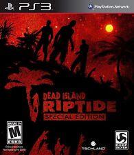 New! Dead Island Riptide [Special Edition] (PlayStation 3, 2013) - U.S. Version