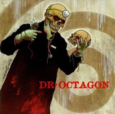 Dr. Octagonecologyst by Dr. Octagon (CD, Apr-1997, Dreamworks SKG)