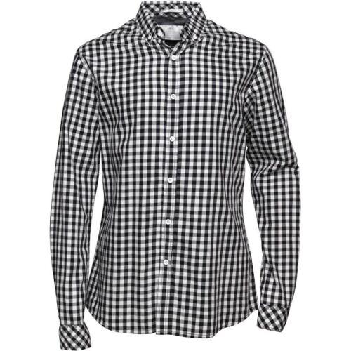 * 50/% di sconto * nuovo di zecca Crosshatch Uomo Casual aperti // Mitty Check camicia RRP £ 30