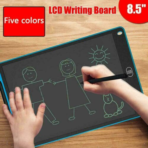4.4inch Mini Writing Tablet Digital LCD Drawing Notepad Pad Handwriting Tab O3C1