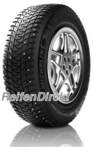 2x-Winterreifen-Michelin-X-Ice-North-3-195-60-R16-93T-XL-M-S-bespiked