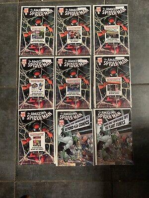 SPIDERMAN 666 COMICSHOP VARIANT BULLETPROOF COMICS