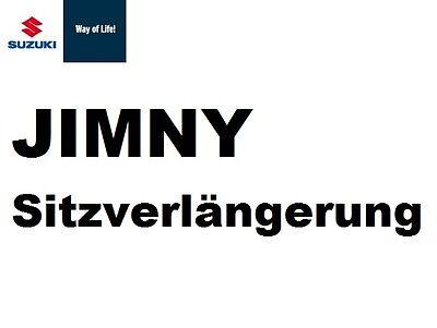 Rücksitztasche Suzuki Jimny FJ 1998-2019 Rückenlehnenschutz