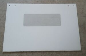 Wb57k5304 Ge Kenmore Range Stove Oven Outer Door Glass S2