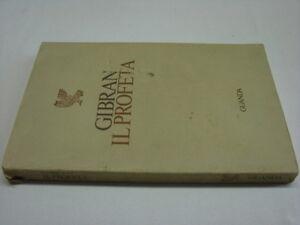 Gibran-Il-profeta-testo-inglese-a-fronte-1976-Guanda-La-fenice