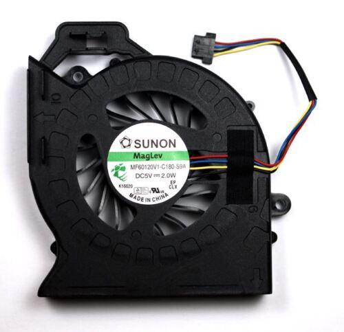 HP Pavilion DV7-6140 DV7-6140eg DV7-6140eo DV7-6140EW Compatible Laptop Fan